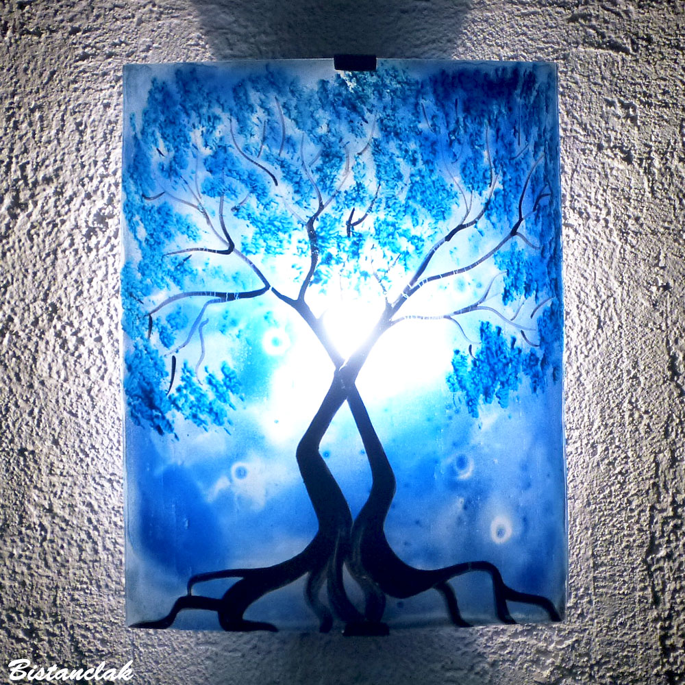 applique arbre