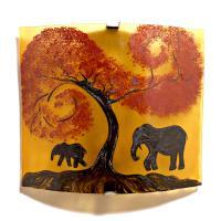éléphant ambre