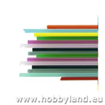 Commande applique fils de verre mme Bertolus