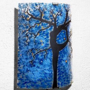 Am vr arbre danseuse bleu fonce