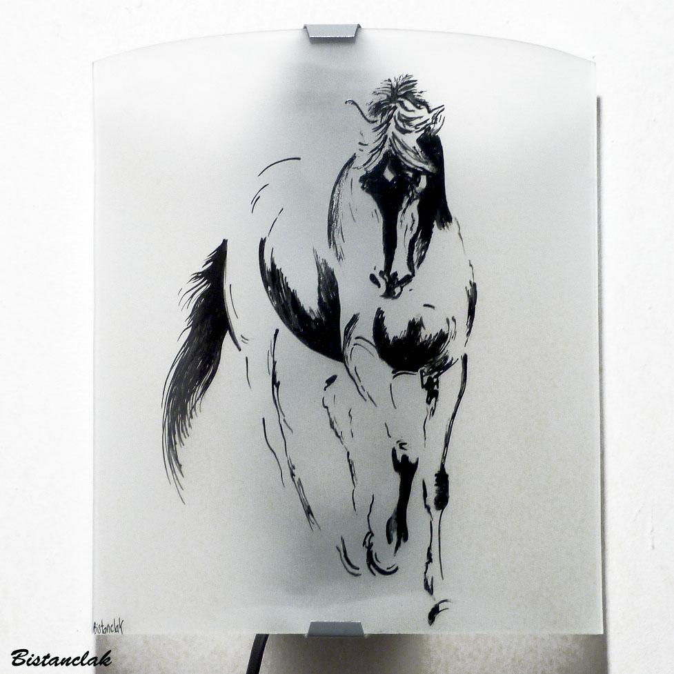 Am vr cheval devinci blc