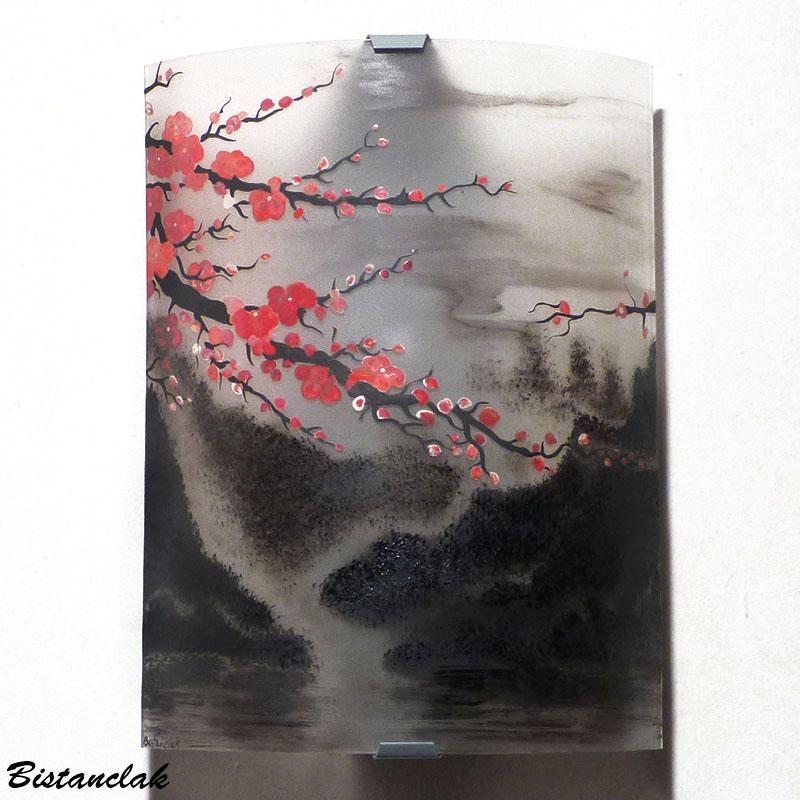Am vr fleur cerisier 30 cm