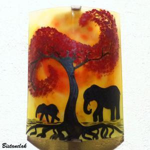 Applique elephant 2