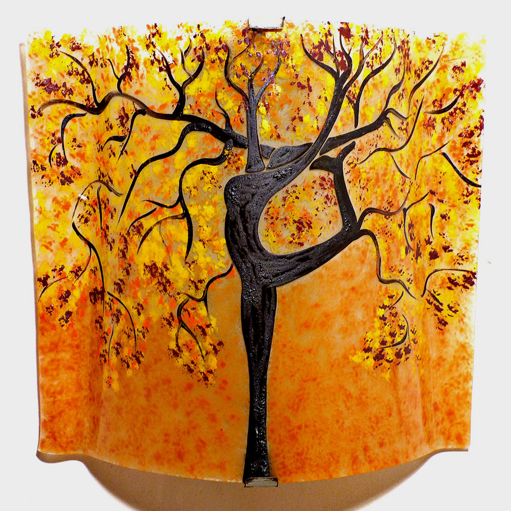 luminaire applique murale sable orang l 39 arbre danseuse. Black Bedroom Furniture Sets. Home Design Ideas