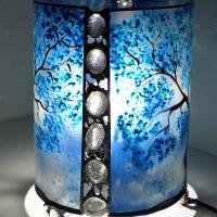 Lampe arbre bleu2