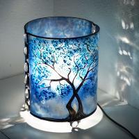 Lampe arbre bleu3
