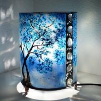 Lampe arbre bleu4