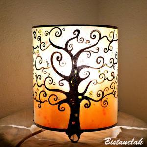 Lampe arbre de vie 1