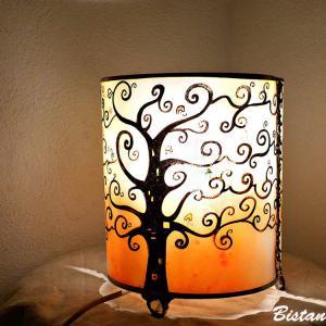 Lampe arbre de vie2