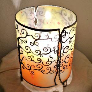 Lampe arbre de vie4