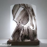 Lampe décorative motif violon