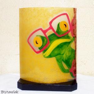 Lampe grenouille