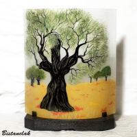 Lampe olivier