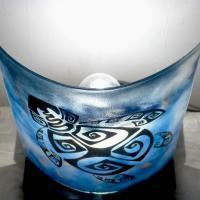 Ls vr tortue maori bleu