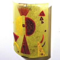 AM VR géométrique rge jaune